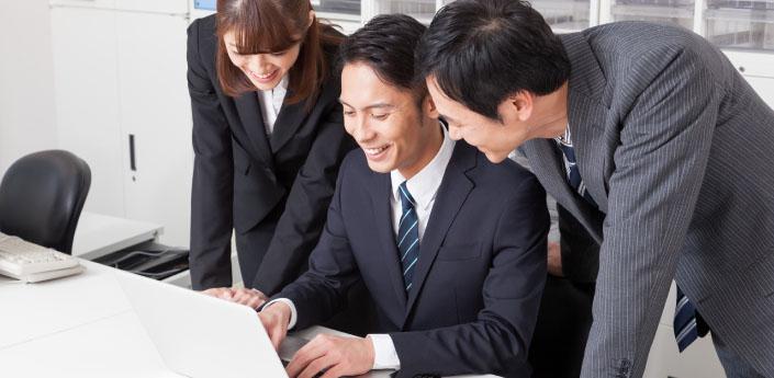 ITインフラ系の人材派遣業務