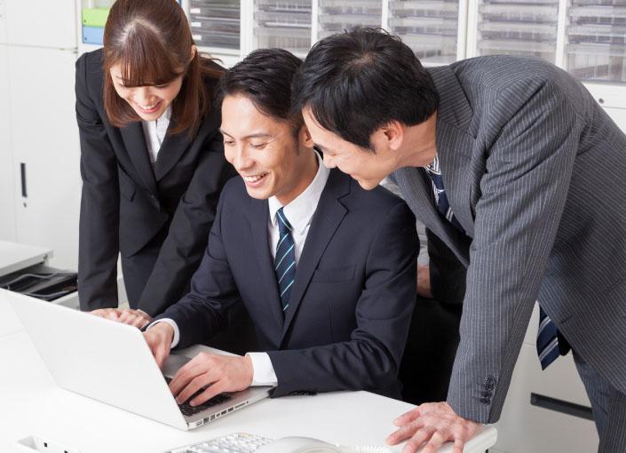 各種教育支援を提供する人材サービス