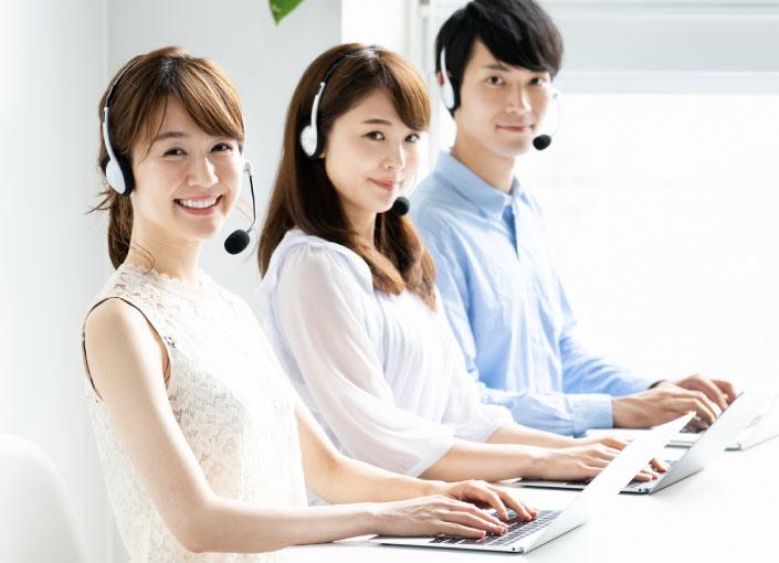 データ入力や事務支援業務、翻訳等の人材派遣